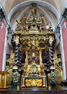 altar san felipe