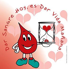 Donación de Sangre. Sábado 1 de Junio de 2019 @ Pabellón de San Gregorio | Zaragoza | Aragón | España