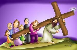 Vía Crucis. Viernes de Cuaresma en San Felipe @ Parroquia de San Felipe Iglesia de San Felipe y Santiago el Menor | Zaragoza | Aragón | España