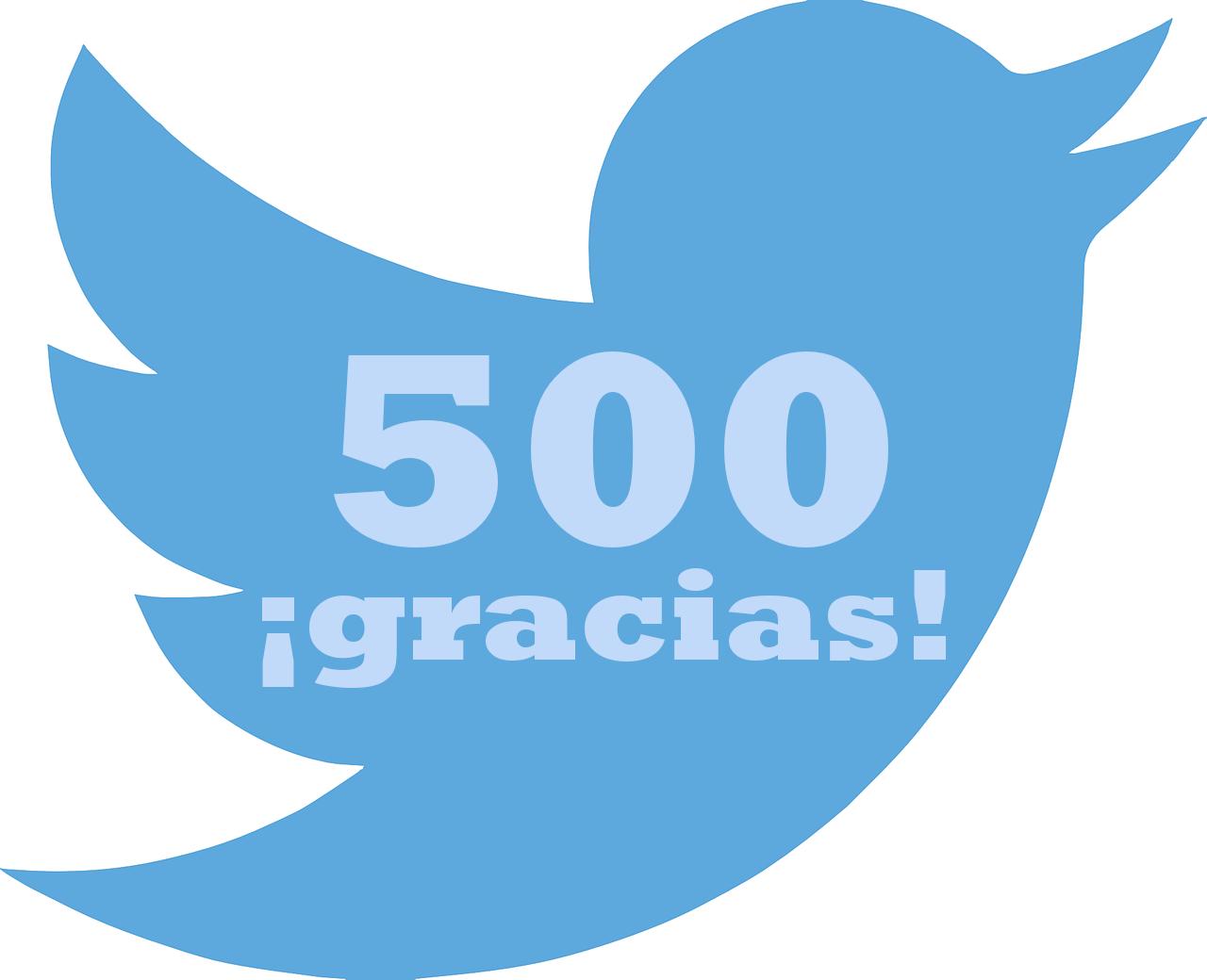 500-Seguidores