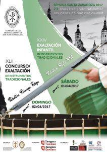 Exaltación Infantil. Sábado 1 de Abril @ Pabellón Siglo XXI | Zaragoza | Aragón | España
