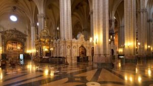 Misa Y Vía Crucis En La Seo @ Zaragoza | Aragón | España